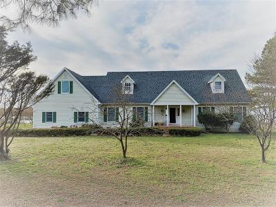Cape Charles Single Family Home Under Contract/Continue To Sho: 14302 Harbor Ln