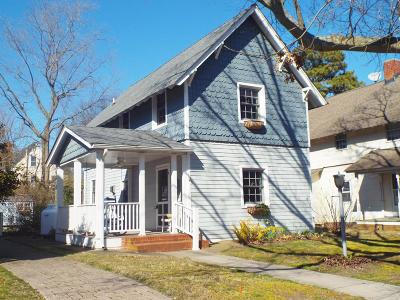 Cape Charles Single Family Home For Sale: 545 Tazewell Ave