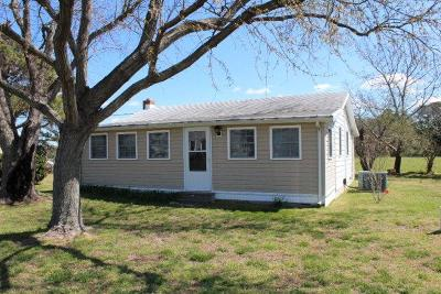 Northampton County Single Family Home For Sale: 16289 Smith Beach Rd