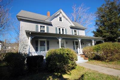 Onancock Single Family Home For Sale: 11 Market St