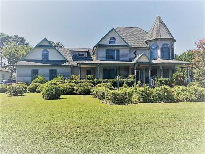 Cape Charles Single Family Home For Sale: 14332 Harbour Ln
