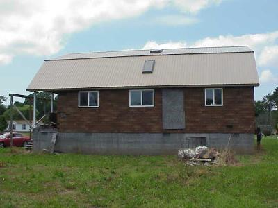 Accomack County Single Family Home For Sale: 13131 Ox Heart Rd