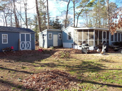 Northampton County, Accomack County Single Family Home For Sale: Lot 592* Pelican Ct