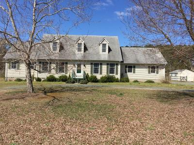 Northampton County Single Family Home For Sale: 11025 Cemetery Rd