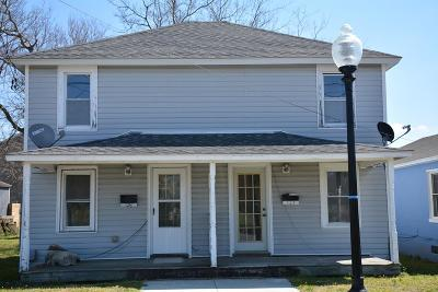 Northampton County Single Family Home Under Contract/Continue To Sho: 524-526 Peach St