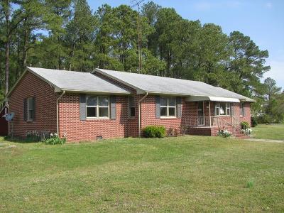 Onancock Single Family Home For Sale: 20254 Deep Creek Rd