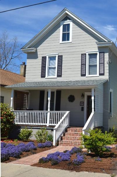 Cape Charles Single Family Home For Sale: 513 Madison Ave