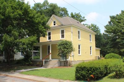 Accomack County, Northampton County Single Family Home For Sale: 10 Parker St