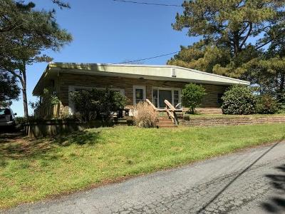 Cape Charles Single Family Home For Sale: 15682 Smith Beach Rd