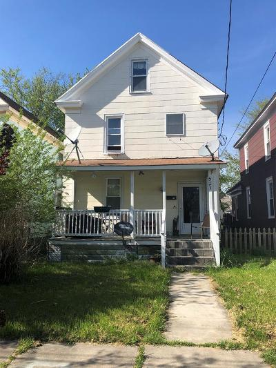 Single Family Home For Sale: 521 Madison Ave