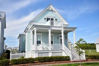 Cape Charles Single Family Home For Sale