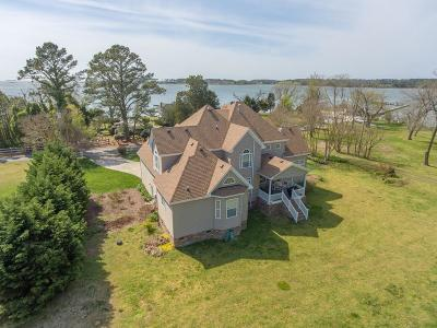 Cape Charles Single Family Home For Sale: 2139 Cherrystone Rd