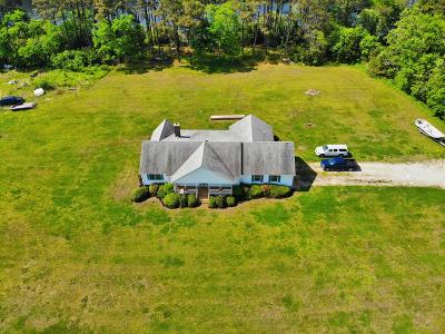 Cape Charles Single Family Home For Sale: 24253 Mockhorn Island Lane