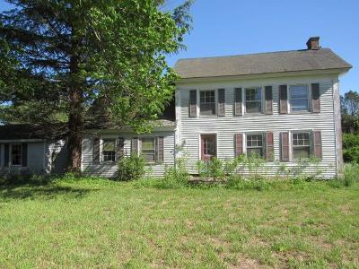 Northampton County, Accomack County Single Family Home For Sale: 30244 Bobtown Rd