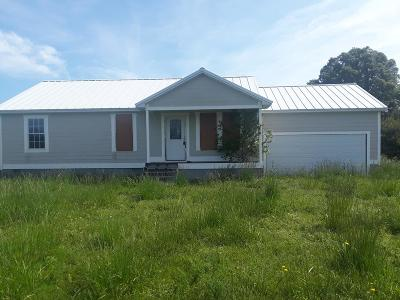 Northampton County, Accomack County Single Family Home For Sale: 33205 Chamberlain Road