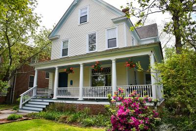 Cape Charles Single Family Home For Sale: 548 Monroe Ave