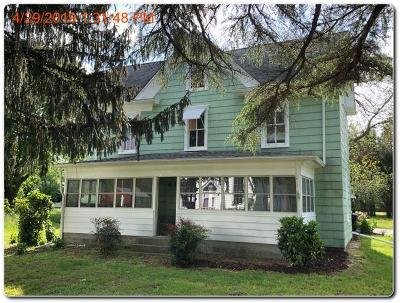 Onancock, Onley, Melfa, Wachapreague, Harborton, Painter, Keller, Pungoteague Single Family Home For Sale: 28155 Harborton Rd