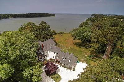 Eastville Single Family Home For Sale: 13543 Deerfield Trl