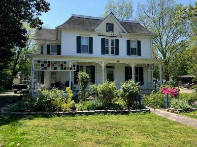 Onancock, Onley, Melfa, Wachapreague, Harborton, Painter, Keller, Pungoteague Single Family Home For Sale: 25594 East Main St.