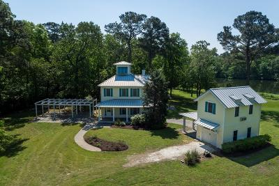 Cape Charles Single Family Home For Sale: 27526 Allure Way