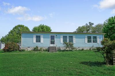 Northampton County, Accomack County Single Family Home For Sale: 18220 Gospel Temple Rd