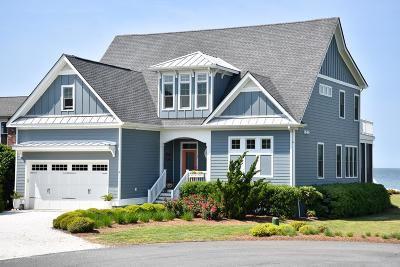 Accomack County, Northampton County Single Family Home Under Contract/Continue To Sho: 3 Bay Vistas Way