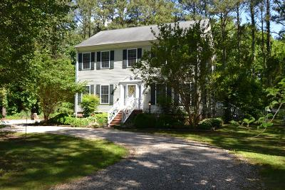 Cape Charles Single Family Home For Sale: 23041 Parsons Cir