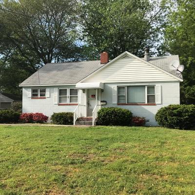 Onancock Single Family Home Under Contract/Continue To Sho: 25 Johnson Street