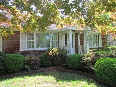 Accomack County Single Family Home Under Contract/Continue To Sho: 24324 Gertrude St