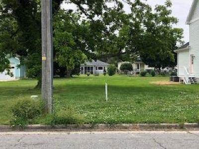 Cape Charles Residential Lots & Land For Sale: Lot 92 Washington Ave