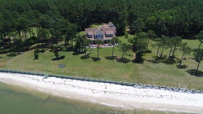 Accomack County, Northampton County Single Family Home For Sale: 5812 Peaceful Way