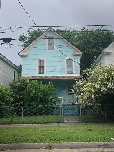 Single Family Home Under Contract/Continue To Sho: 517 Madison Ave