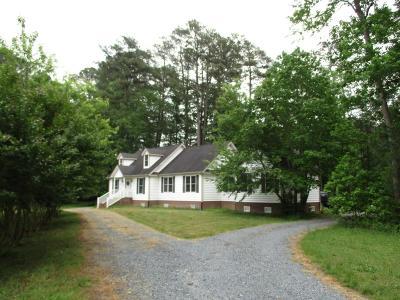 Single Family Home For Sale: 27287 Revell Ln