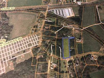 Cape Charles, Capeville, Kiptopeke, Cheriton Residential Lots & Land Under Contract/Continue To Sho: 23093 Parsons Cir