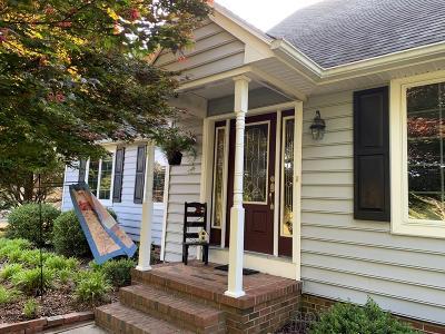 Accomack County, Northampton County Single Family Home For Sale: 31380 Nandua Dr