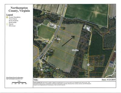 Cape Charles, Capeville, Kiptopeke, Cheriton Residential Lots & Land Under Contract/Continue To Sho: 4a Lankford Hwy