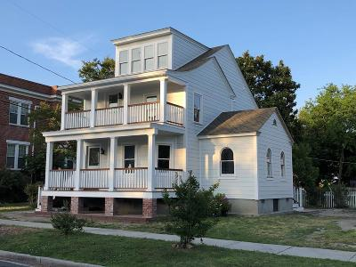 Cape Charles Single Family Home For Sale: 206 Harbor Ave