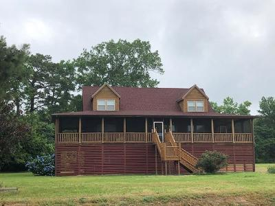 Northampton County Single Family Home Under Contract/Continue To Sho: 5282 Peaceful Lakes Dr