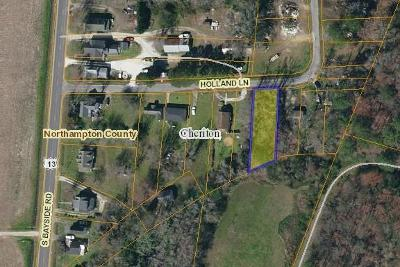 Cape Charles, Capeville, Kiptopeke, Cheriton Residential Lots & Land For Sale: Lot 142 Holland Lane