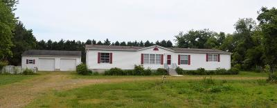 Accomack County Single Family Home For Sale: 22473 Loblolly Lane