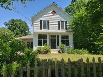 Accomack County, Northampton County Single Family Home For Sale: 7341 Occohannock Neck Rd