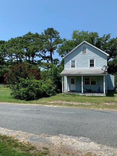 Accomack County, Northampton County Single Family Home For Sale: 6103 James St