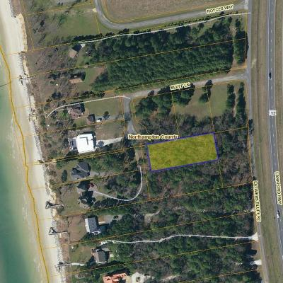 Cape Charles, Capeville, Kiptopeke, Cheriton Residential Lots & Land For Sale: 000 Bluff Dr