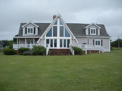Accomack County, Northampton County Single Family Home For Sale: 19137 Glenn Dr