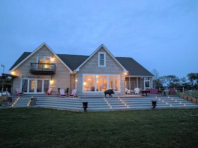 Accomack County, Northampton County Single Family Home For Sale: 7436 Chesapeake Dr
