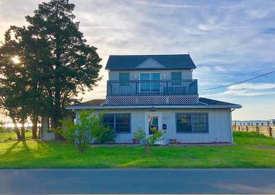 Accomack County, Northampton County Single Family Home For Sale: 3535 Main St