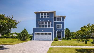 Cape Charles Single Family Home For Sale: 172 Sunset Blvd