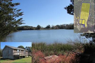 Accomack County, Northampton County Single Family Home For Sale: 26511 Moore Farm Ln