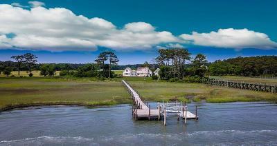 Accomack County, Northampton County Single Family Home For Sale: 26172 Seaview St