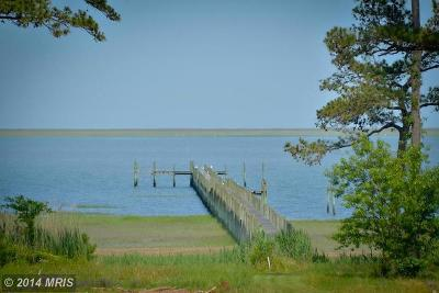 Cape Charles Residential Lots & Land For Sale: 6 Sand Shoal Ct